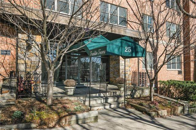 25 Franklin Avenue 2N, White Plains, NY 10601 (MLS #H6027500) :: William Raveis Legends Realty Group