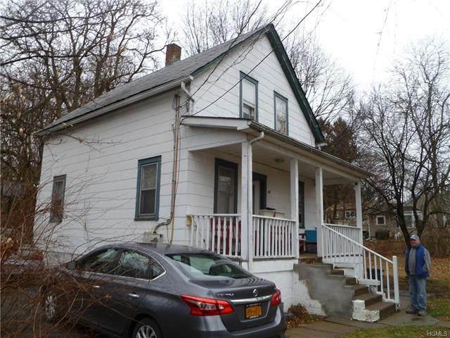 25 Thompson Street, Newburgh City, NY 12550 (MLS #H6028275) :: Cronin & Company Real Estate