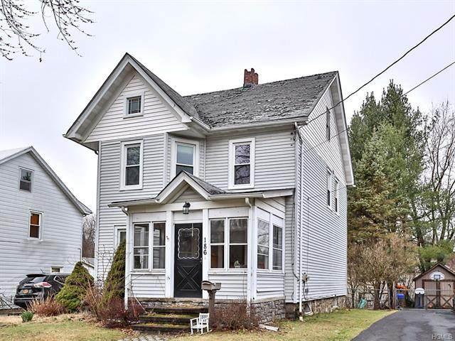 186 E Main Street, Montgomery Town, NY 12586 (MLS #H6029041) :: Cronin & Company Real Estate