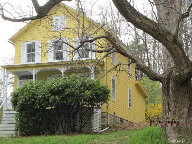 318 Dewitt Mills Road, Rosendale, NY 12401 (MLS #H6036142) :: Cronin & Company Real Estate