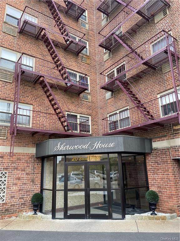 20 Secor Place 6P, Yonkers, NY 10704 (MLS #H6037390) :: Mark Boyland Real Estate Team