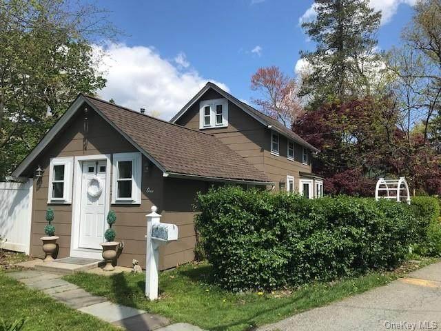 1 Camp Ground, Ossining, NY 10562 (MLS #H6038398) :: Cronin & Company Real Estate