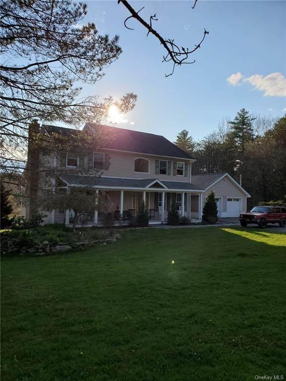 233 Otens Road, Wawarsing, NY 12428 (MLS #H6038586) :: Signature Premier Properties