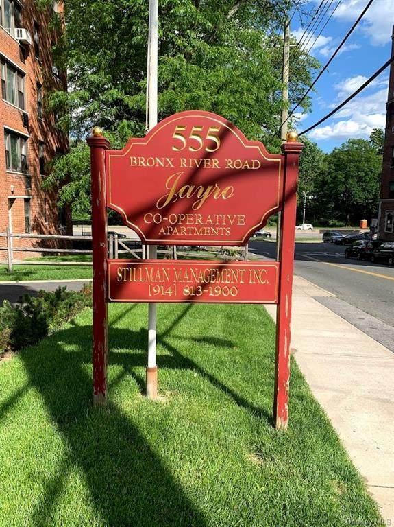 555 Bronx River Road 6F, Yonkers, NY 10704 (MLS #H6042331) :: Marciano Team at Keller Williams NY Realty