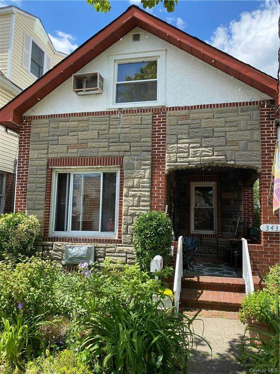 343 Quincy Avenue, Bronx, NY 10465 (MLS #H6042536) :: William Raveis Legends Realty Group