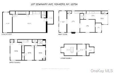 107 Seminary Avenue, Yonkers, NY 10704 (MLS #H6042680) :: William Raveis Legends Realty Group
