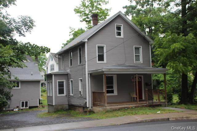 35 S Chestnut, New Paltz, NY 12561 (MLS #H6048320) :: Frank Schiavone with William Raveis Real Estate