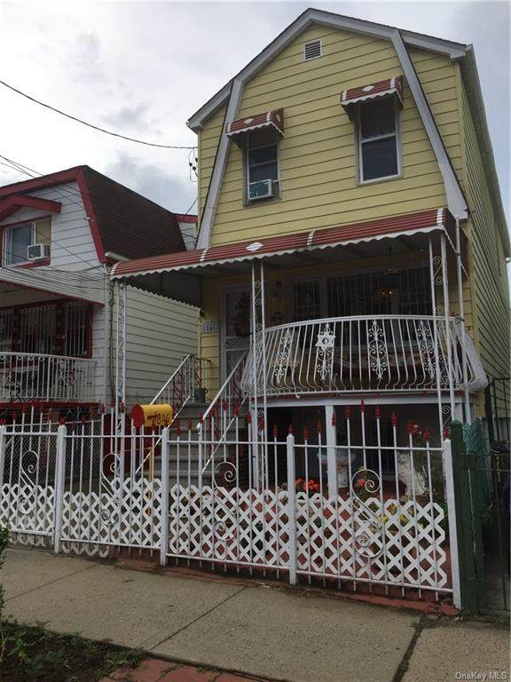 1846 Patterson Avenue, Bronx, NY 10473 (MLS #H6050532) :: Mark Boyland Real Estate Team