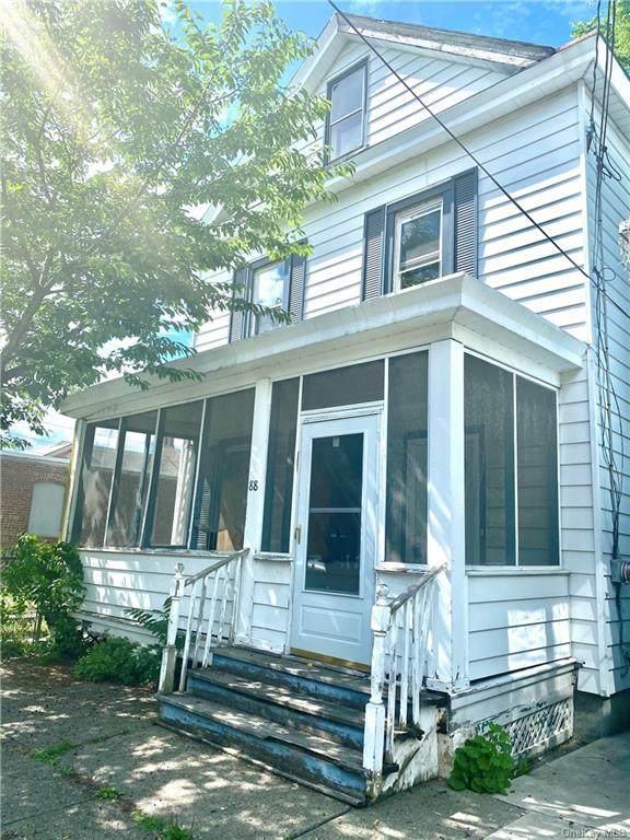 88 Henry Avenue, Newburgh City, NY 12550 (MLS #H6050620) :: Marciano Team at Keller Williams NY Realty