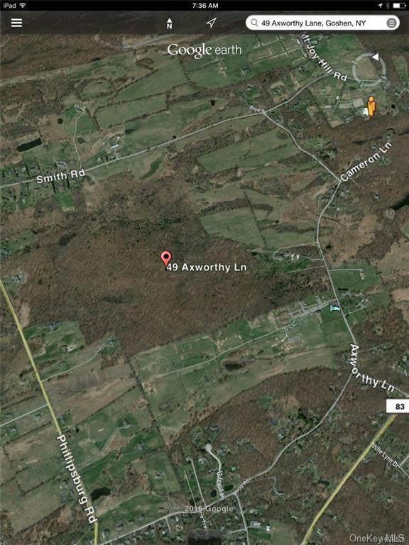 49 Axworthy Lane, Goshen Town, NY 10924 (MLS #H6050943) :: William Raveis Baer & McIntosh