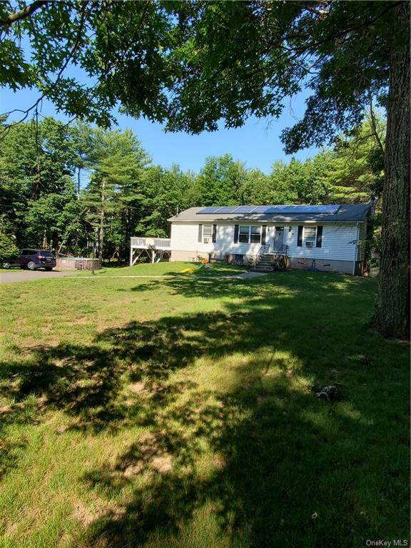 15 Valley View Street, Wawarsing, NY 12458 (MLS #H6051557) :: William Raveis Legends Realty Group
