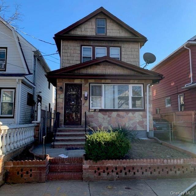 173-06 111th Avenue, Jamaica, NY 11435 (MLS #H6052912) :: Frank Schiavone with William Raveis Real Estate