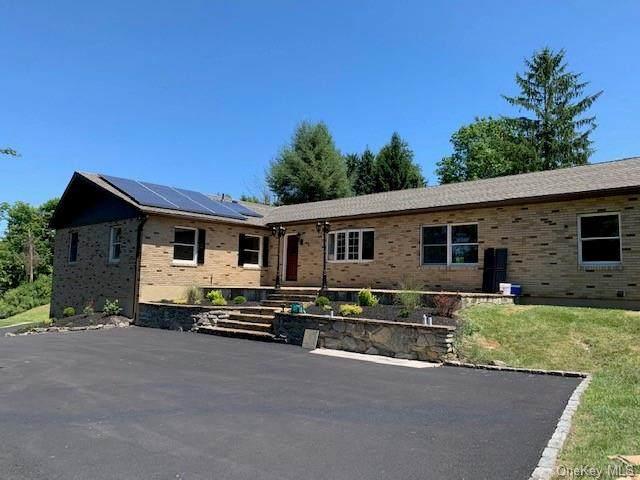 328 Waterbury Hill Road, Lagrangeville, NY 12540 (MLS #H6054994) :: Frank Schiavone with William Raveis Real Estate