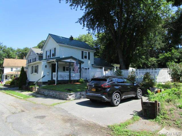 8-6 Patterson Street, Port Jervis, NY 12771 (MLS #H6056357) :: Frank Schiavone with William Raveis Real Estate