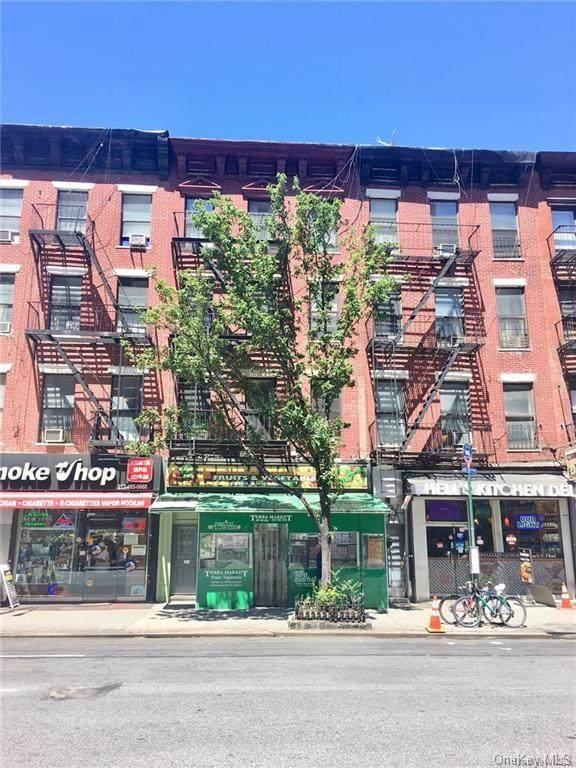 533 9th Avenue, Newyork, NY 10018 (MLS #H6057258) :: Cronin & Company Real Estate