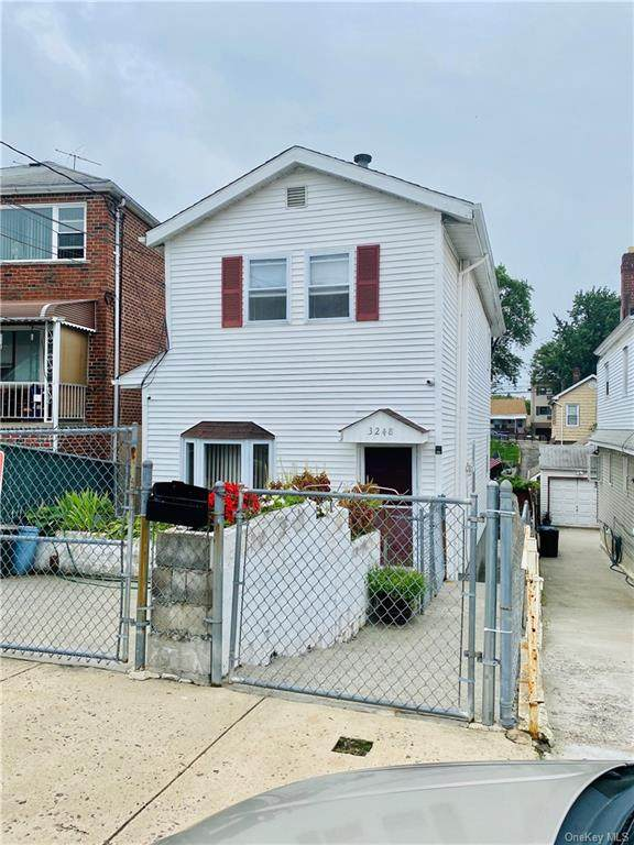 3248 Lucerne Street, Bronx, NY 10465 (MLS #H6062372) :: Frank Schiavone with William Raveis Real Estate