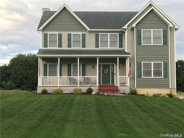 53 Bert Mccord Drive, Pine Bush, NY 12566 (MLS #H6065342) :: Kendall Group Real Estate | Keller Williams