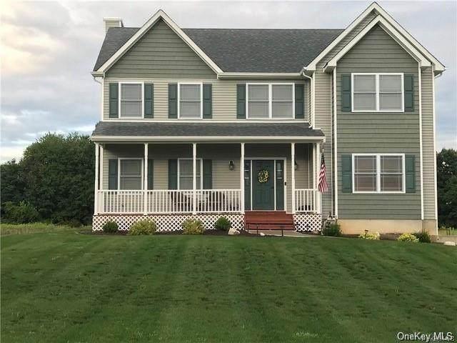 28 Bert Mccord, Pine Bush, NY 12566 (MLS #H6065410) :: Kendall Group Real Estate | Keller Williams