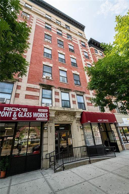 2460 Adam Clayton Powell Jr Boulevard #21, Newyork, NY 10030 (MLS #H6067461) :: McAteer & Will Estates | Keller Williams Real Estate