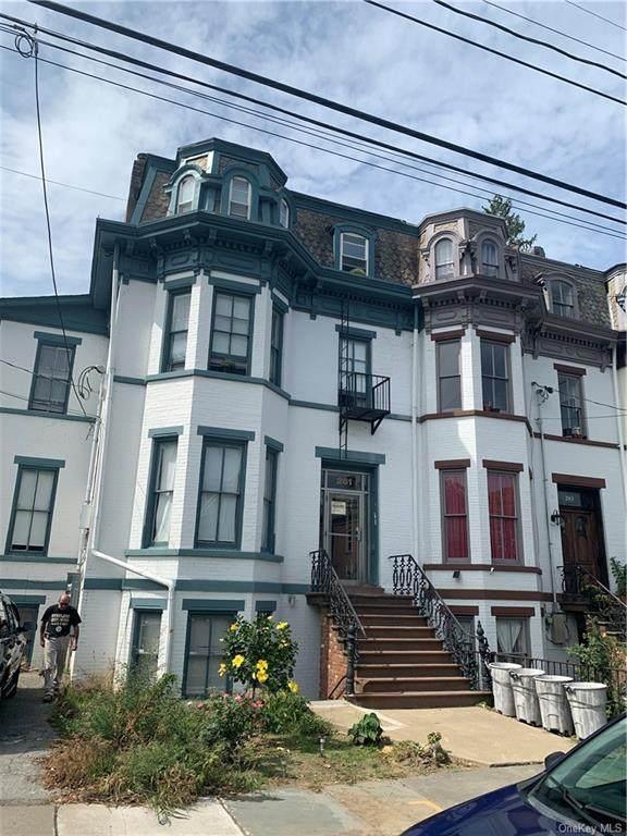 261 Grand Street, Newburgh, NY 12550 (MLS #H6069282) :: William Raveis Baer & McIntosh