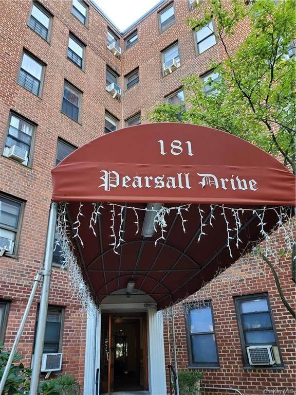 181 Pearsall 1G, Mount Vernon, NY 10552 (MLS #H6069606) :: Nicole Burke, MBA | Charles Rutenberg Realty
