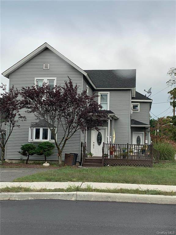 46 Kingston Avenue, Port Jervis, NY 12771 (MLS #H6070145) :: Frank Schiavone with William Raveis Real Estate