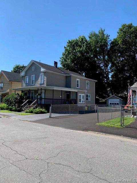 121 Hammond Street, Port Jervis, NY 12771 (MLS #H6070406) :: Frank Schiavone with William Raveis Real Estate