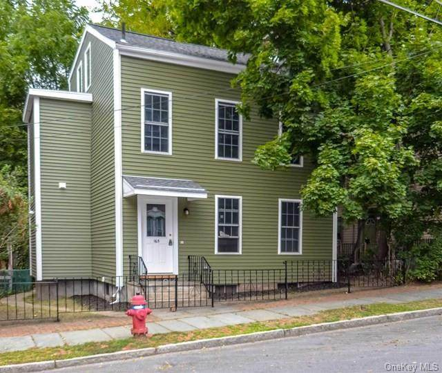 165 Union Street, Poughkeepsie, NY 12601 (MLS #H6070519) :: Mark Seiden Real Estate Team
