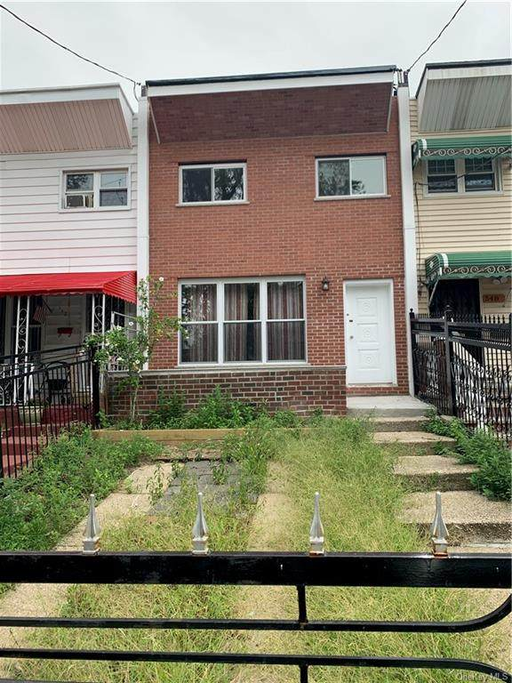 550 Bolton Avenue, Bronx, NY 10473 (MLS #H6072455) :: Kendall Group Real Estate | Keller Williams