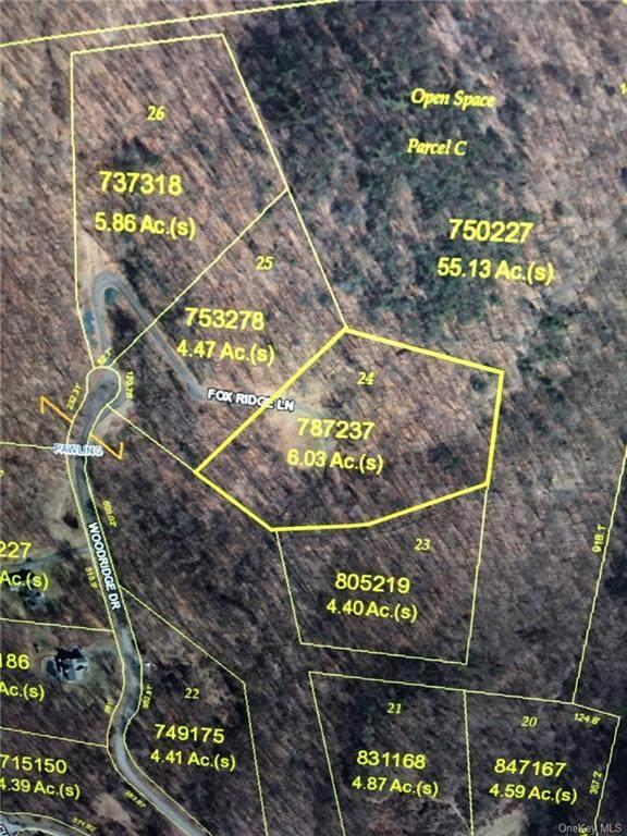 35 Fox Ridge Lane, Pawling, NY 12564 (MLS #H6073453) :: Frank Schiavone with William Raveis Real Estate