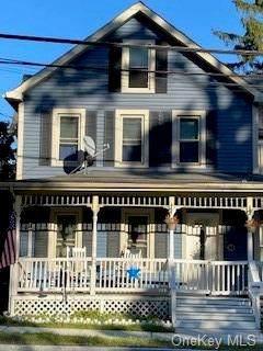 81 Ulster Avenue, Walden, NY 12586 (MLS #H6073623) :: William Raveis Baer & McIntosh