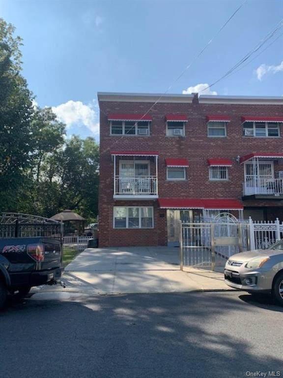 401 Saint Lawrence Avenue, Bronx, NY 10473 (MLS #H6073762) :: Mark Seiden Real Estate Team