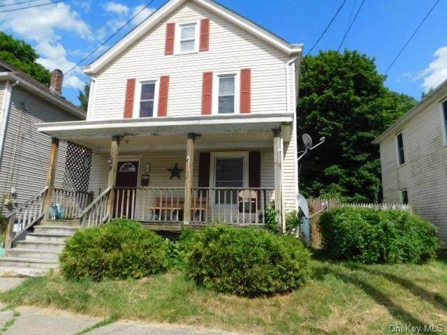59 Pleasant Avenue, Walden, NY 12586 (MLS #H6073777) :: William Raveis Baer & McIntosh