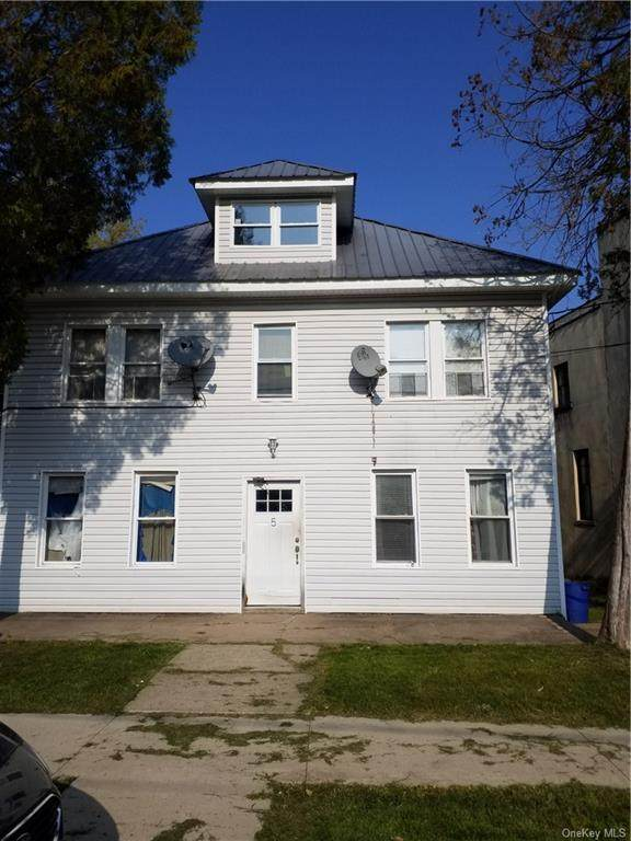 5 Maple Street, Liberty, NY 12754 (MLS #H6073901) :: William Raveis Baer & McIntosh