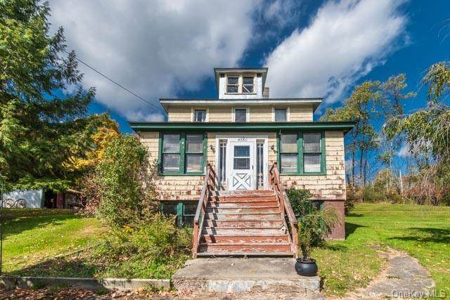 4560 State Route 52, Jeffersonville, NY 12748 (MLS #H6075526) :: Kendall Group Real Estate | Keller Williams