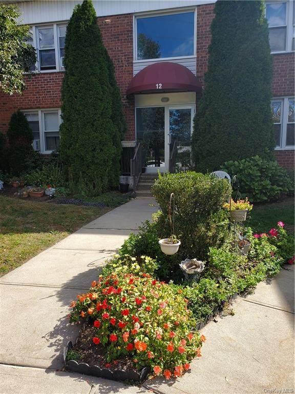 12 Wainwright Avenue 1B, Yonkers, NY 10710 (MLS #H6076583) :: William Raveis Baer & McIntosh