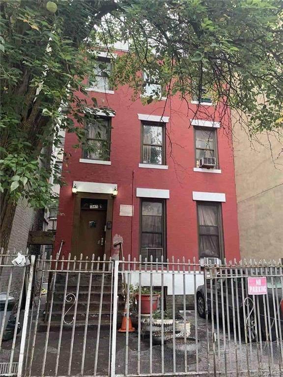 347 E 118th Street, Newyork, NY 10035 (MLS #H6077361) :: Cronin & Company Real Estate