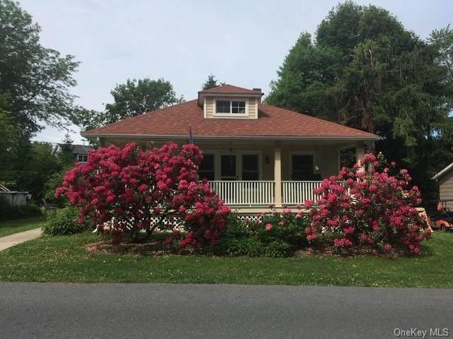 162 S Street, Warwick, NY 10990 (MLS #H6078606) :: Kendall Group Real Estate | Keller Williams