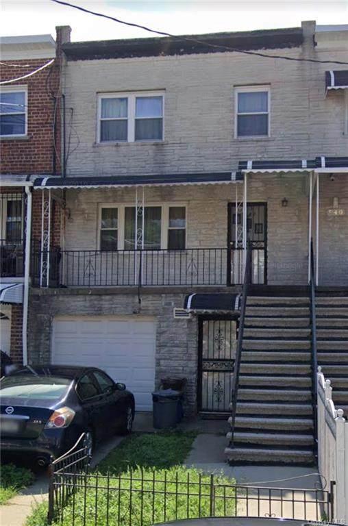 942 E 220th Street, Bronx, NY 10469 (MLS #H6079234) :: Cronin & Company Real Estate