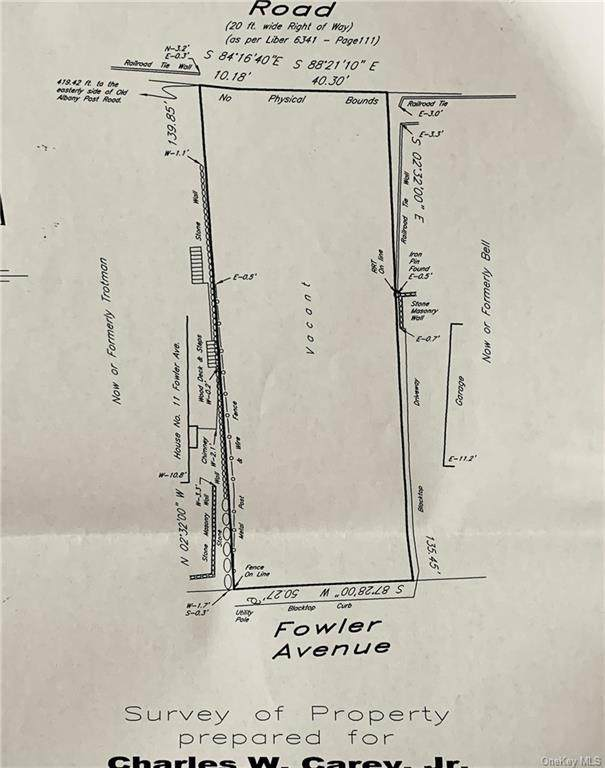 13 Fowler Avenue, Ossining, NY 10562 (MLS #H6080128) :: William Raveis Baer & McIntosh