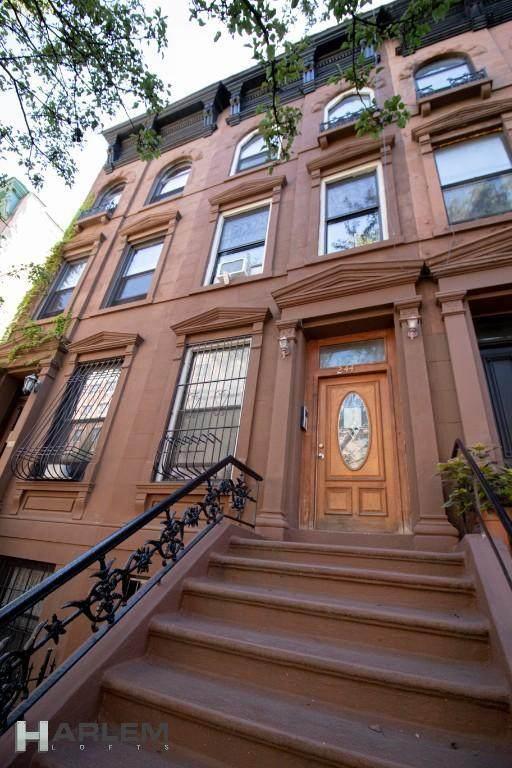 244 W 123rd Street, Newyork, NY 10027 (MLS #H6081119) :: Mark Boyland Real Estate Team