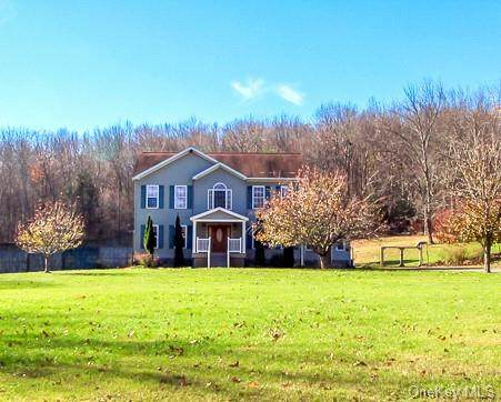 1405 County Route 56, Mountain Dale, NY 12763 (MLS #H6082008) :: McAteer & Will Estates   Keller Williams Real Estate