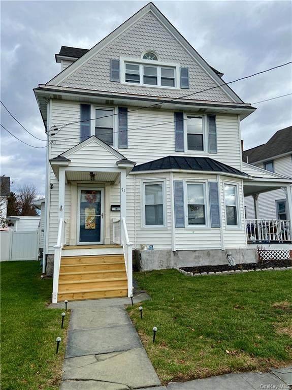 71 Prospect Street, Middletown, NY 10940 (MLS #H6083030) :: Cronin & Company Real Estate