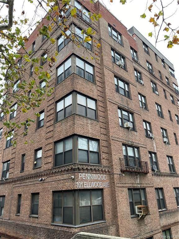 101 Ellwood 6K, Mount Vernon, NY 10552 (MLS #H6084185) :: William Raveis Baer & McIntosh