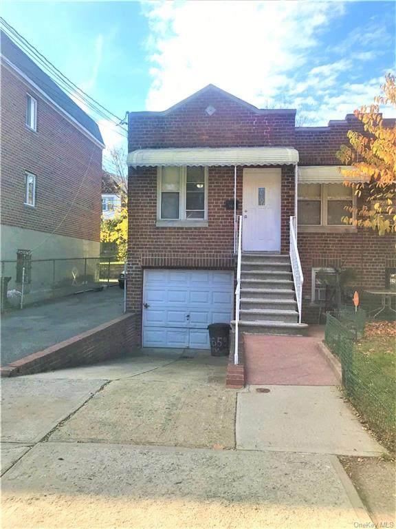 1653 Bogart Avenue, Bronx, NY 10462 (MLS #H6084310) :: Signature Premier Properties