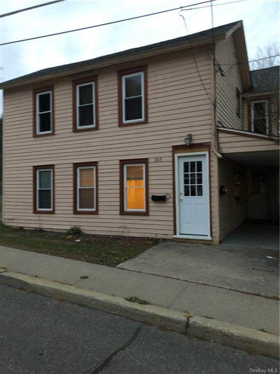 263 Canal Street, Ellenville, NY 12428 (MLS #H6084555) :: Cronin & Company Real Estate