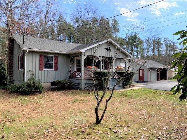 138 Mail Road, Barryville, NY 12719 (MLS #H6084580) :: Mark Seiden Real Estate Team