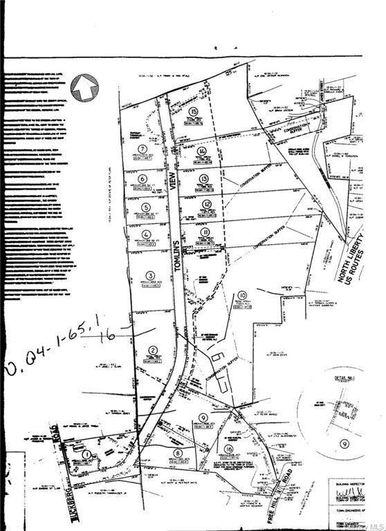 Lot 12 Tomlins View, Stony Point, NY 10980 (MLS #H6084954) :: Mark Seiden Real Estate Team