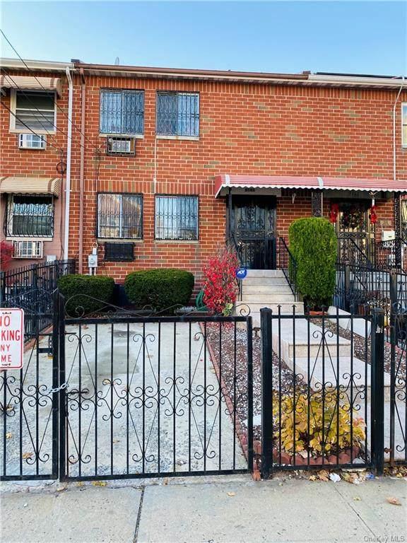 2143 Clinton Avenue, Bronx, NY 10457 (MLS #H6085029) :: Mark Boyland Real Estate Team