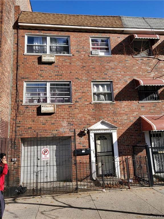 1108 Stratford Avenue, Bronx, NY 10472 (MLS #H6085278) :: Mark Boyland Real Estate Team